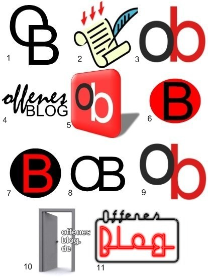 offenesblog.de Logos