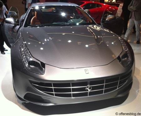 Ferrari Coupé FF