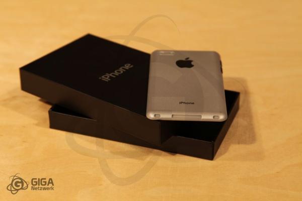 iPhone 5 Prototyp Rückseite