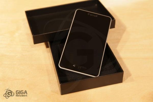 iPhone 5 Prototyp Vorderseite