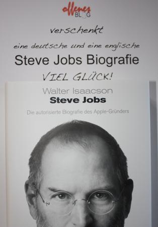 Steve Jobs Biografie