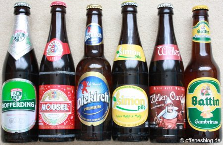 Luxemburger Bier Set