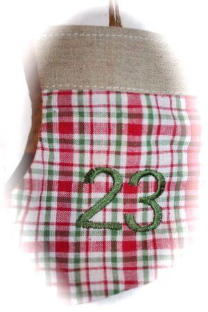 Blog Adventskalender 23. Söckchen