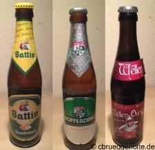 3 Luxemburger Biere