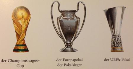Kuriose Pokale - Kinderbuch