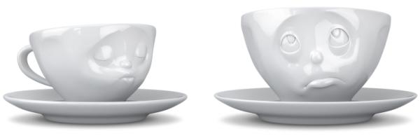 Espresso und Kaffee Tasse von tassen.tv