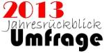 2013 Jahresrückblick Umfrage