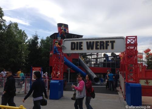 LEGOLAND® Deutschland - Die Werft Abenteuerspielplatz