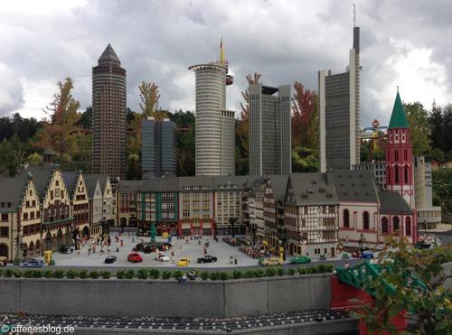 LEGOLAND® Deutschland - MINILAND Frankfurt