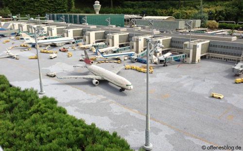 LEGOLAND® Deutschland - MINILAND Flughafen München