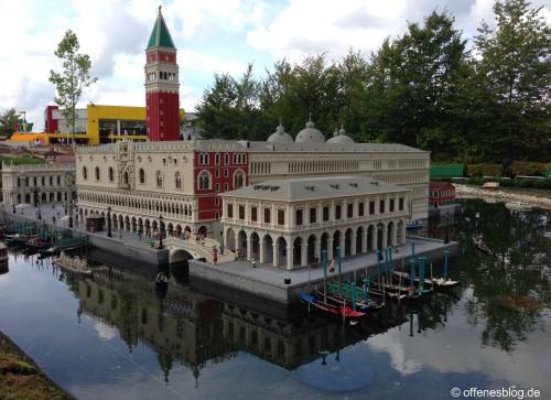 LEGOLAND® Deutschland - MINILAND Venedig