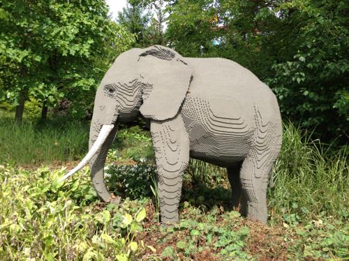 LEGOLAND® Deutschland Safari - Elefant