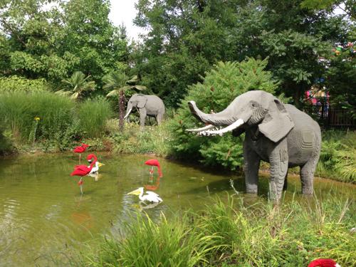 LEGOLAND® Deutschland Safari - Elefanten