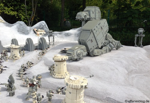 LEGOLAND® Deutschland Star Wars - AT-AT