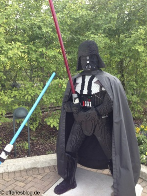 LEGOLAND® Deutschland Star Wars - Darth Vader