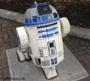 LEGOLAND® Deutschland Star Wars - R2D2