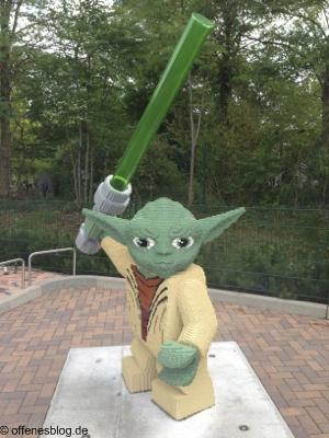 LEGOLAND® Deutschland Star Wars - Yoda