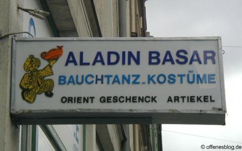 Aladin Geschenck Artiekel
