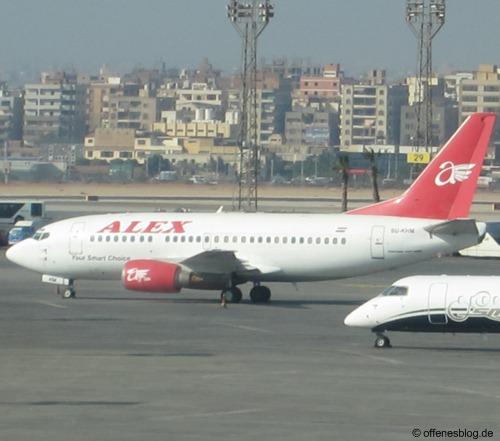 offenesblog.de Alex-Charterflugzeug