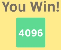You win 4096 - share
