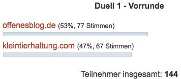 Blog WM 2014 Vorrunde - Duell 1