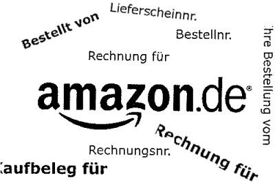 Amazon Rechnung