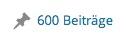 600 Blogbeiträge