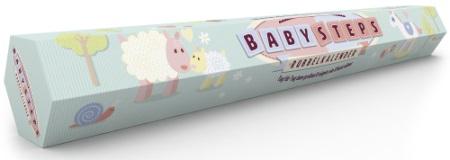 BabySteps Rubbelkalender Verpackung