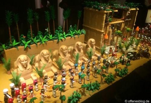 40 Jahre PLAYMOBIL: Aegypten