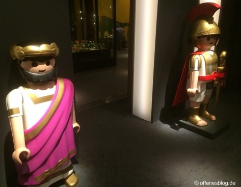 40 Jahre PLAYMOBIL: Große Aegypten-Figuren