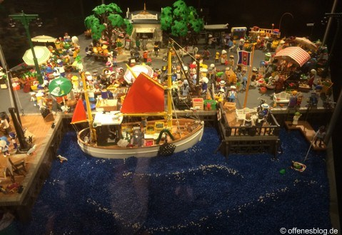 40 Jahre PLAYMOBIL: Stadtfest