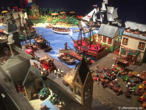 40 Jahre PLAYMOBIL: Hafen