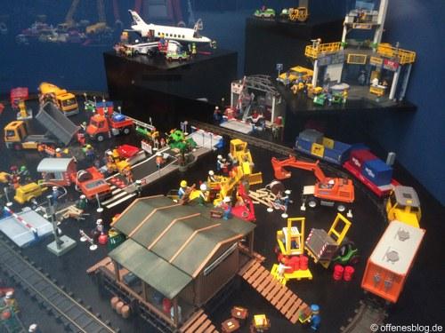 40 Jahre PLAYMOBIL: Cargowelt