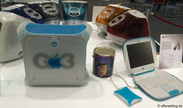 Power Mac G3 / Yosemite (1999) iBook (2000)