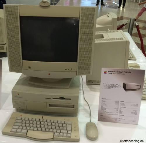 PowerMacintosh 7100/66 (1994)