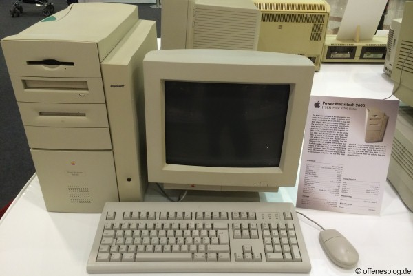 PowerMacintosh 9600 (1994)
