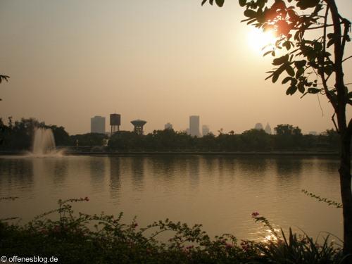 Benjakiti Park Bangkok - zehntes Foto