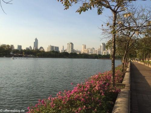Benjakiti Park Bangkok - zweites Foto