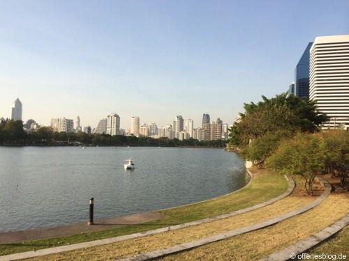Benjakiti Park Bangkok - drittes Foto