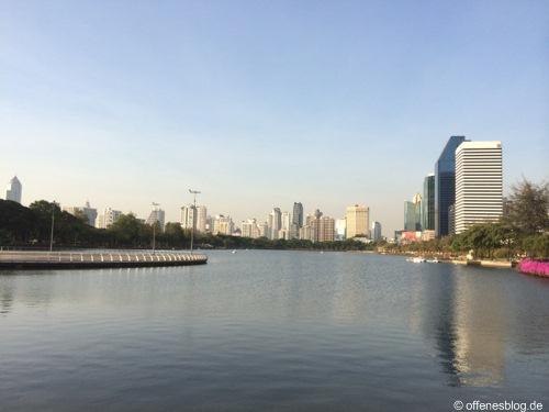 Benjakiti Park Bangkok - viertes Foto