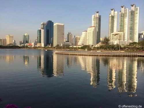 Benjakiti Park Bangkok - fünftes Foto