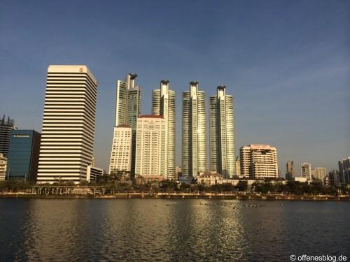 Benjakiti Park Bangkok - sechstes Foto