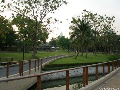 Benjakiti Park Bangkok - achtes Foto