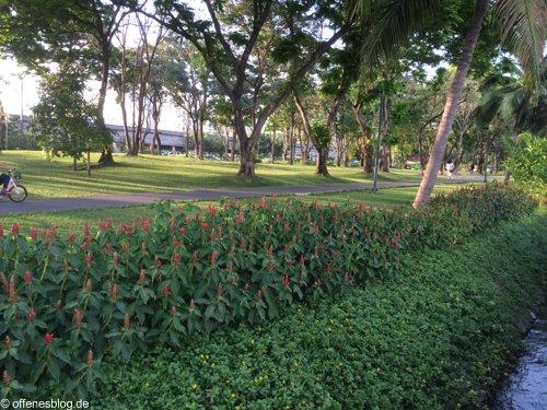 Benjakiti Park Bangkok - neuntes Foto