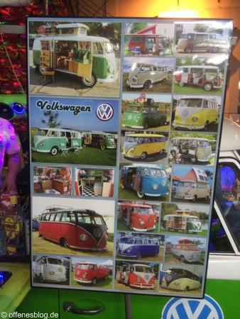 Bangkok VW Bulli Tuning Plakat