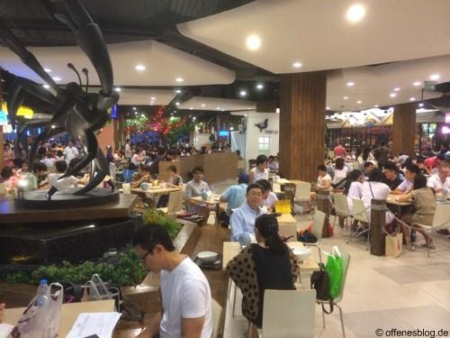Bangkok Terminal 21 Pier 21 Restaurant - zweites Foto