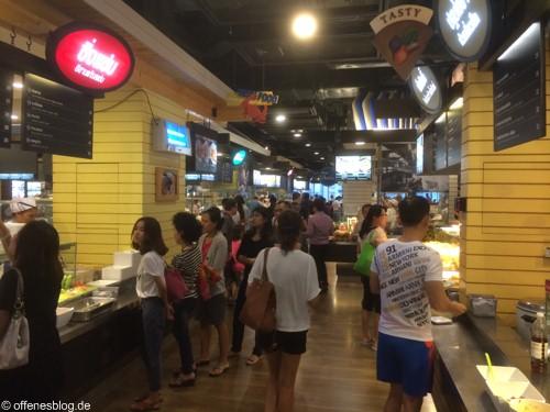 Bangkok Terminal 21 Pier 21 Restaurant