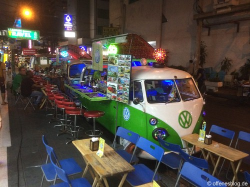 Bangkok VW Bulli Bar