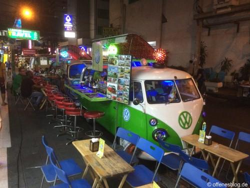 Bangkok VW Bulli Bar