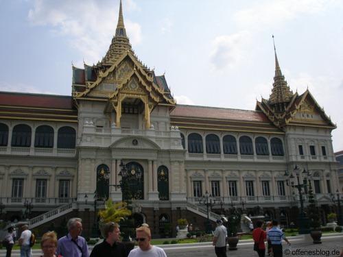 Bangkok - Chakri Maha Prasat